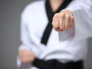 Adult Karate Video Placeholder 1 300x225, Best After School & Martial Arts in Canton, GA
